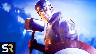 Download Song How Captain America Was Able To Use Thor's Hammer In Avengers: Endgame Free StafaMp3