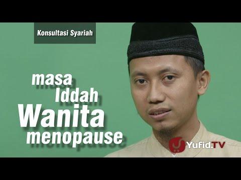Konsultasi Syariah - Masa Iddah Wanita Menopause - Ustadz Ammi Nur Baits