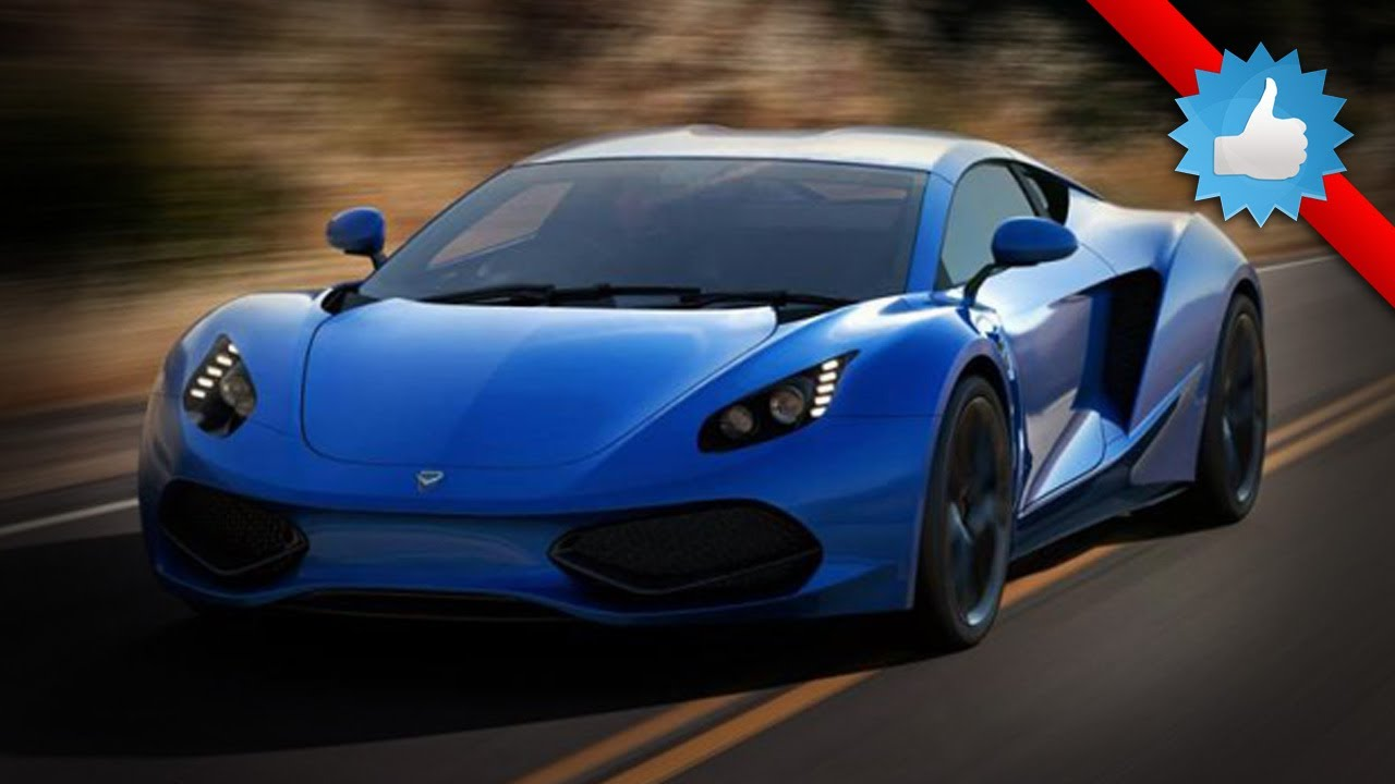 2015 Arrinera Hussarya Supercar - YouTube