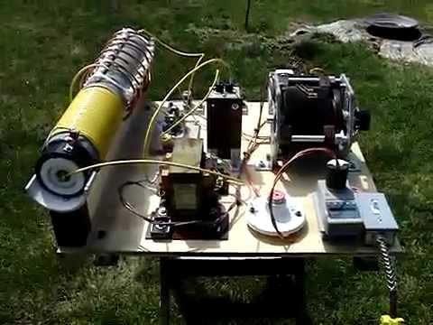 kapanadze generator replica kapagen Свободная электро энергия