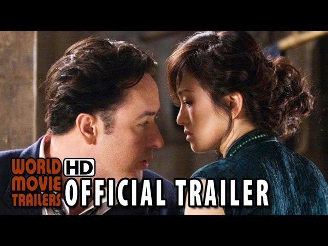 SHANGHAI Official US Trailer (2015) - Mikael Håfström Movie HD