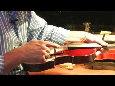 Violin Basics : Violin Polishing