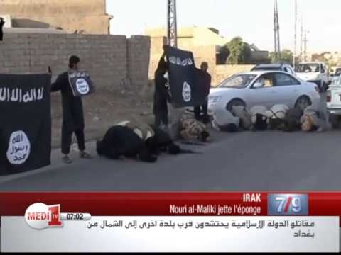 Irak: Nouri Al-Maliki jette l'éponge
