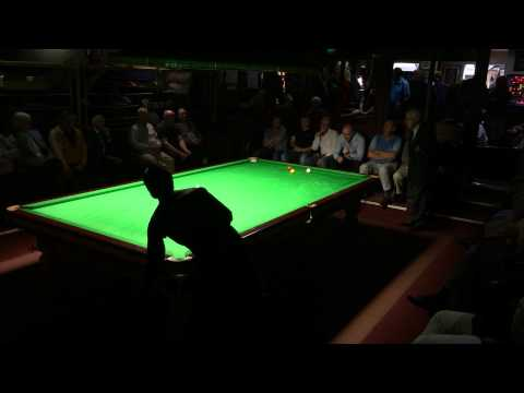 Pankaj Advani 2014 IBSF World Billiards Final 1080p 1/5: 123 break
