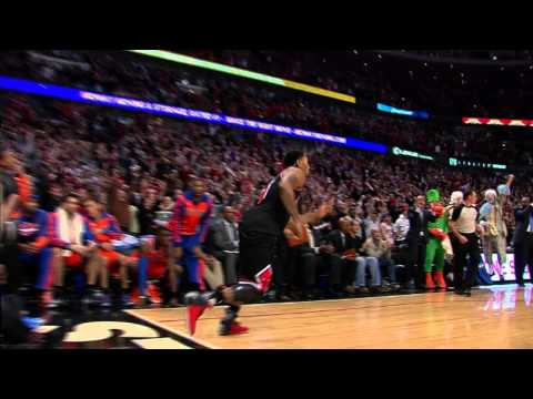 Top 10 Chicago Bulls Plays of the 2013-2014 Season
