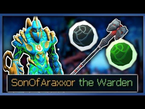 RS3: Warden Title unlocked - Telos 500% - Warden kill Runescape 3