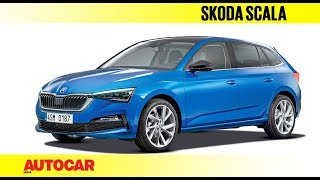 Skoda Scala Hatchback | First Look Preview | Autocar India