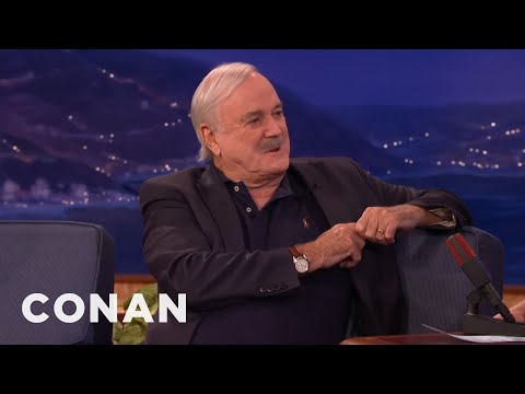 John Cleese's German Lessons  - CONAN on TBS