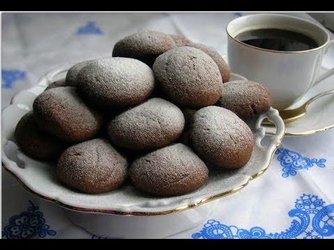 Очень ВКУСНОЕ кофейное печенье,не займет МНОГО ВРЕМЕНИ!