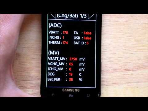 WPCentral Tip: Check the battery percentage on the Samsung Focus (WP7)