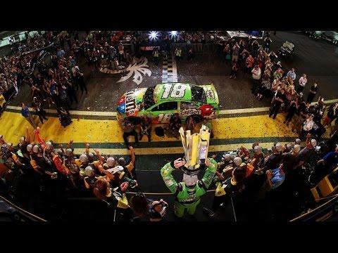 RECAP: Busch wins title, Gordon says goodbye