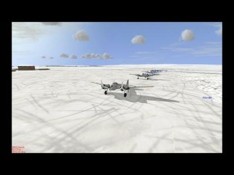 Let's Play IL-2 Sturmovik - JU-88's Over Murmansk - Part 1
