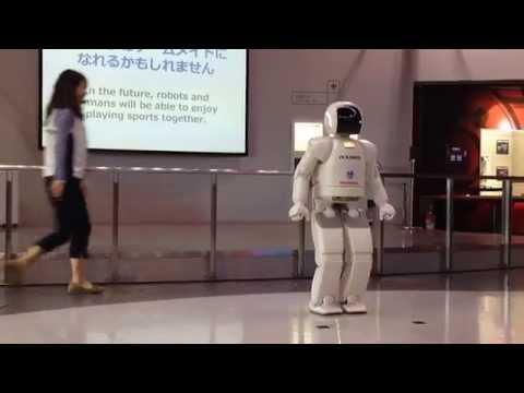 ASIMO – The Honda Humanoid Robot !!