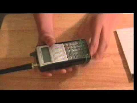 Radio Shack Pro 164 Basic Review