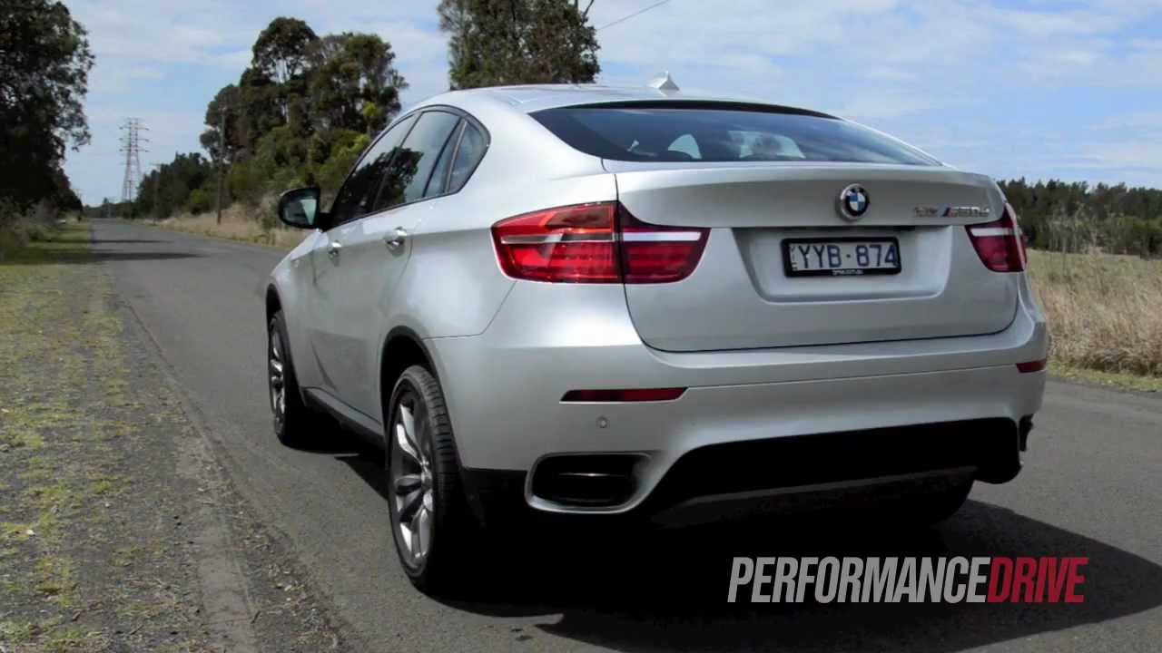 2012 Bmw X6 M50d Engine Sound And 0 100km H Acceleration