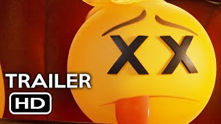 The Emoji Movie Official Trailer #3 (2017) T.J. Miller Animated Movie HD