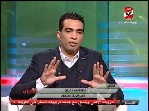 شاهد المواقف الكوميديه بين سعد سمير وعفرتو على الهواء