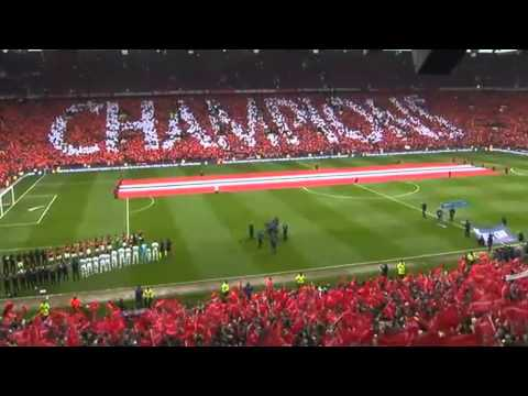 Sir Alex Ferguson's Old Trafford farewell HD