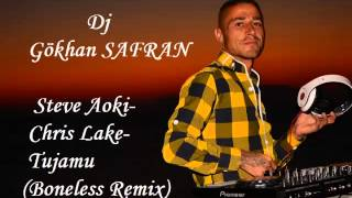 Dj Gökhan SAFRAN ft Steve Aoki Chris Lake Tujamo Boneless Remix