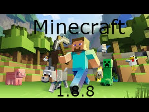 How To Download Minecraft 1.8.8 For Free