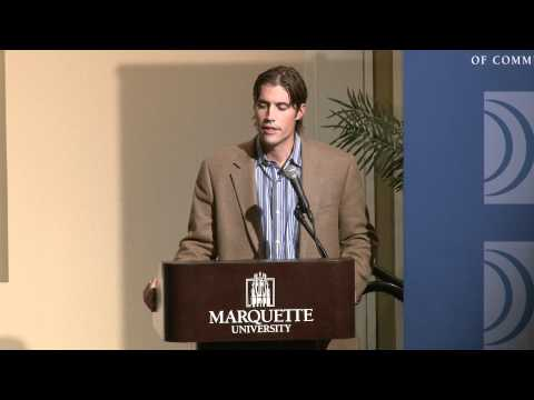 Captured and released: the story of James Foley on The Difference Network at Marquette University