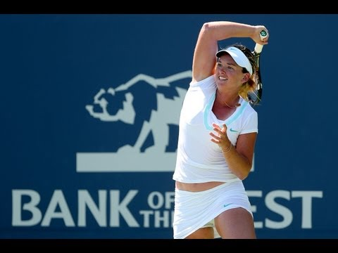 2012 Bank the West Classic Semifinal WTA Highlights