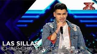 Riduan performs a touching song for his mother | Chair Challenge 2 | The X Factor 2018