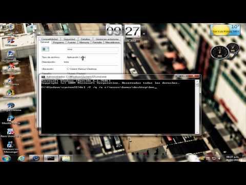 Dos formas de eliminar archivos protegidos