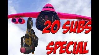 20 SUBSCRIBER SPECIAL!! THANK YOU GUYS SO MUCH
