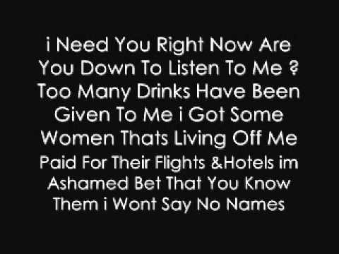 Drake - Marvin's Room Lyrics video
