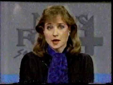 San Antonio Snow-1985 News Reports