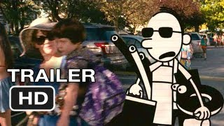 Diary of a Wimpy Kid: Dog Days - Diary of a Wimpy Kid: Dog Days Official Trailer (2012) HD Movie
