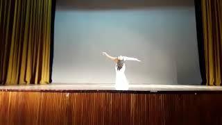 Bellydance Romeo y Julieta Armen Kusikian - Solista Barbara Sojo