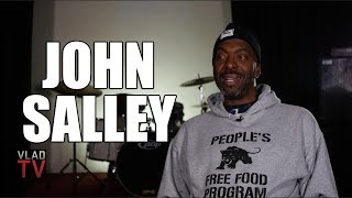 John Salley: I Would Pinch Shaq Under His Arm & Then Flop When He Reacted (Part 8)