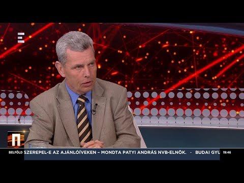Béremelések az egészségügyben - Éger István  - ECHO TV