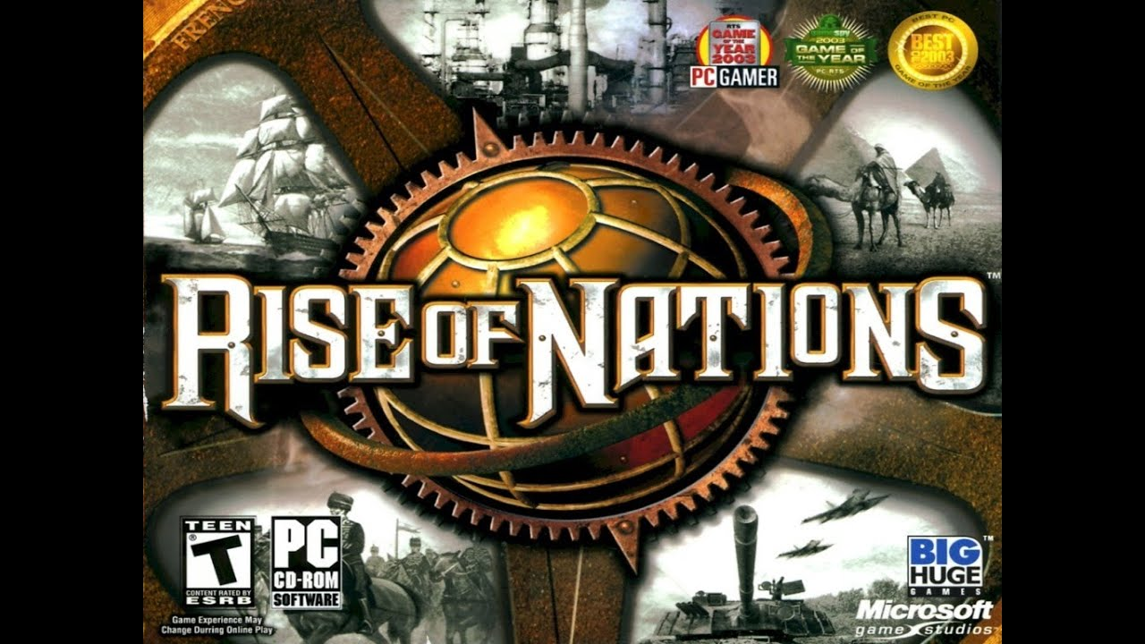 torrent rise of nations
