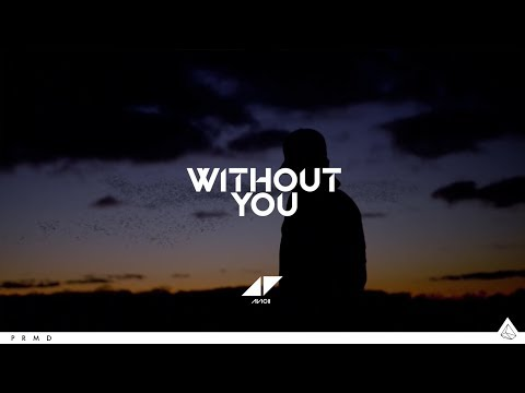 Avicii - Without You ft Sandro Cavazza Lyric Video MP3