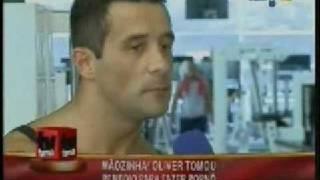 Marcos Oliver faz revelações em seu livro - Rede TV SP