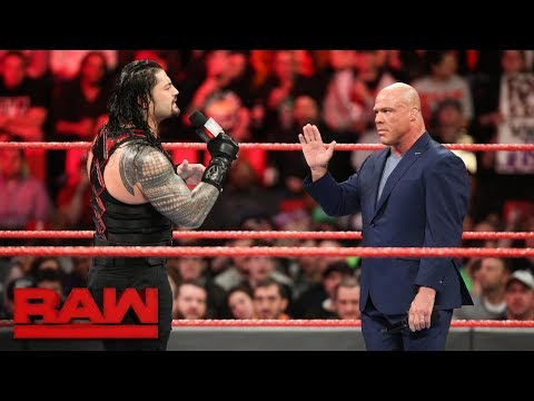 Roman Reigns sounds off on Mr. McMahon: Raw, March 12, 2018 thumbnail