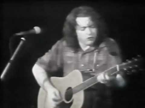 Rory Gallagher Ulster Hall, Belfast 84'