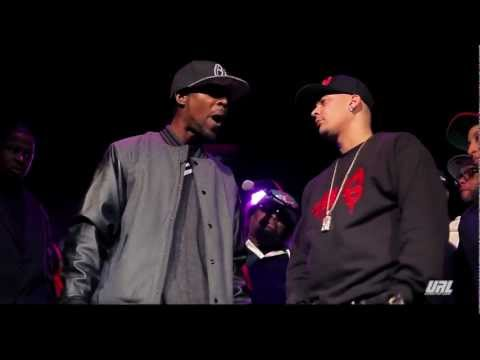 SMACK/ URL PRESENTS CORTEZ VS TAY ROC