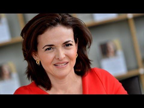 Sheryl Sandberg is Helping Women Find Their Voice