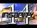 ROCKET LEAGUE INSANITY 14 ! (BEST GOALS, FLIP RESETS, FREESTYLES, DRIBBLES, REDIRECTS)