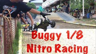 Buggy 1/8 Nitro Racing @ New Rc Club Race #6
