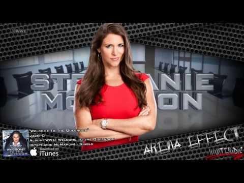 WWE [HD] : Stephanie McMahon 7th Theme -