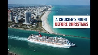 TWAS THE NIGHT BEFORE THE CRUISE (AUDIO)