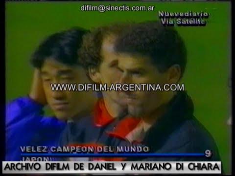 DiFilm - Velez Sarsfield campeon del mundo (1994)