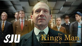 Talkin 'The King's Man' Trailer! | SJU
