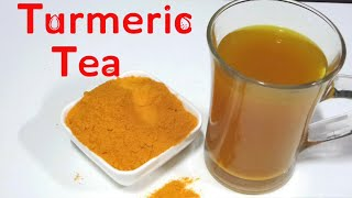 Turmeric Tea for Weight Loss Fast and Benefits/Weight Loss Tea Recipe