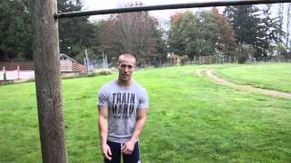 Muscle - up Tutorial ( Tj Burleson )